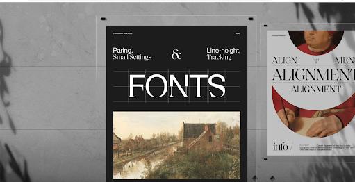 Vintage -Fonts